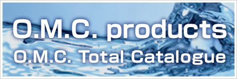 O.M.C. products O.M.C. Total Catalogue